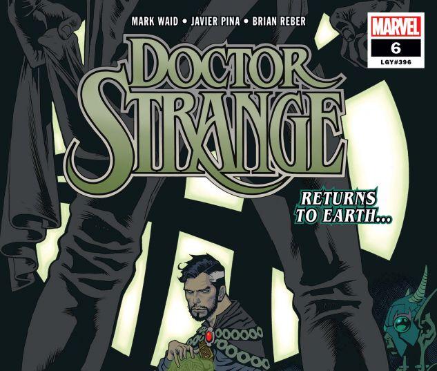 Doctor Strange (2018) #6