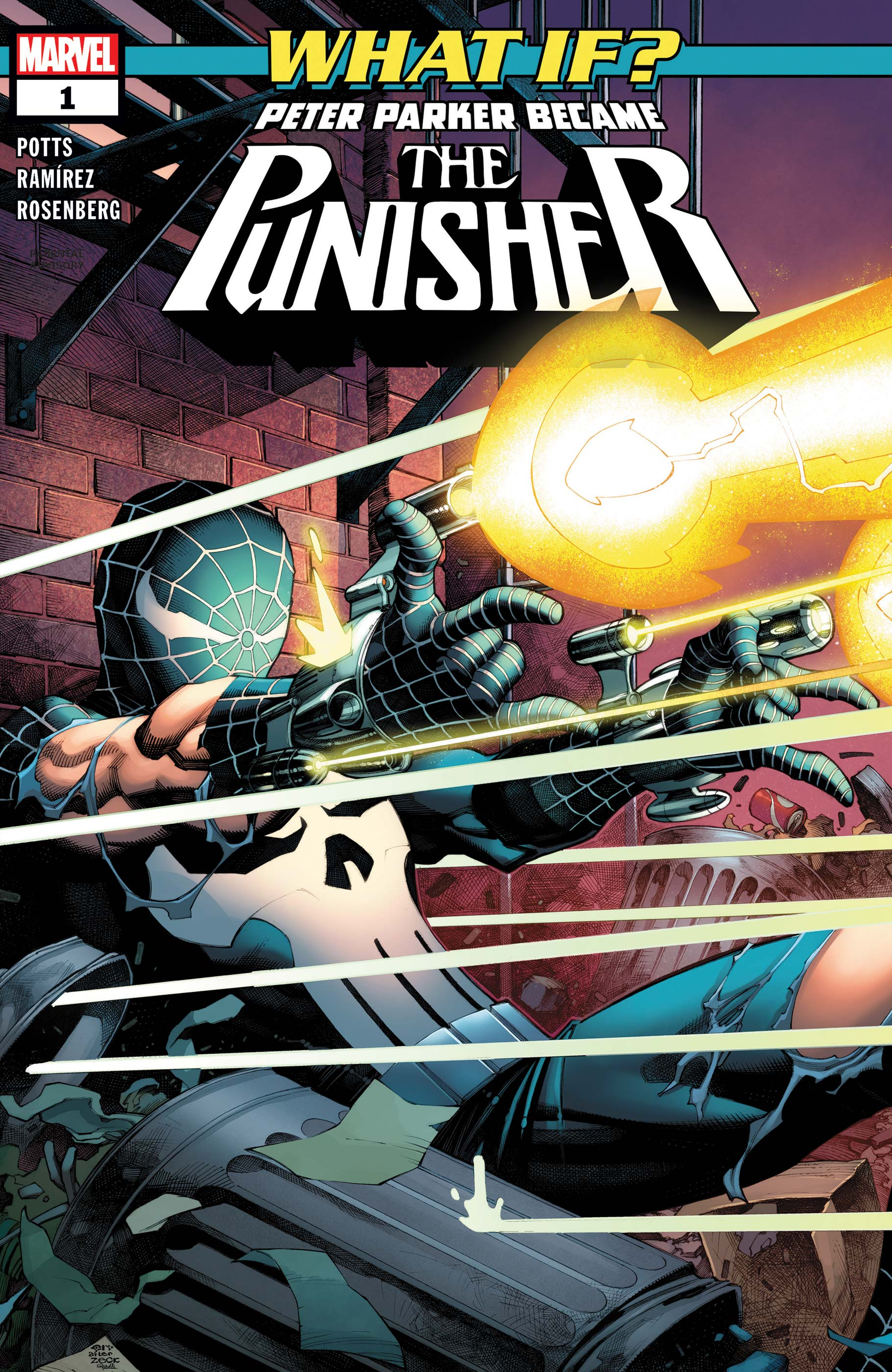 What If? The Punisher (2018) #1