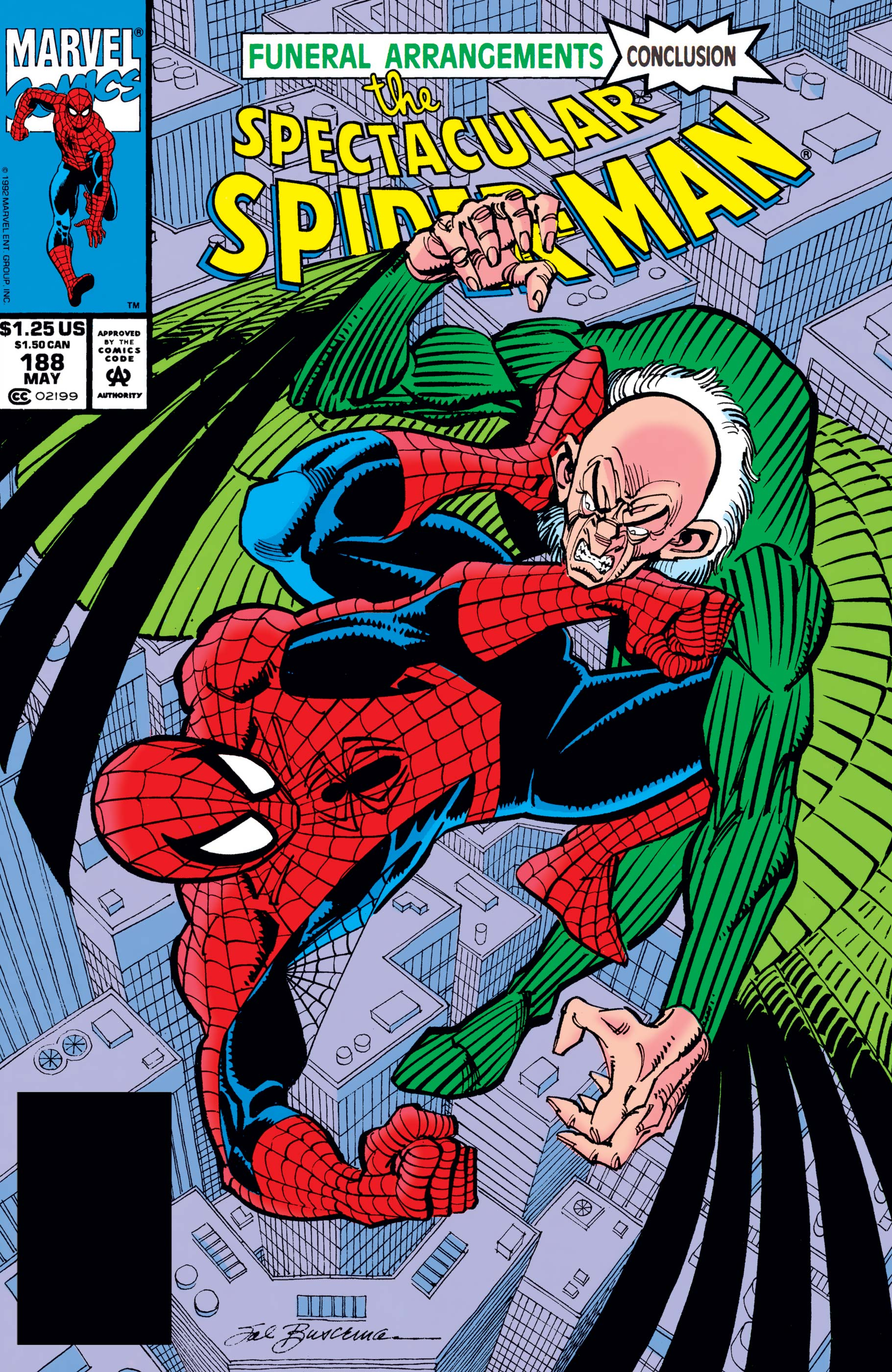 Peter Parker, the Spectacular Spider-Man (1976) #188