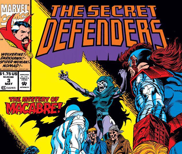 Secret Defenders #3