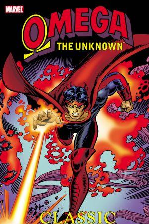 Omega the Unknown | Comics | Marvel com