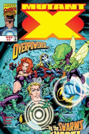 Mutant X (1998) #2