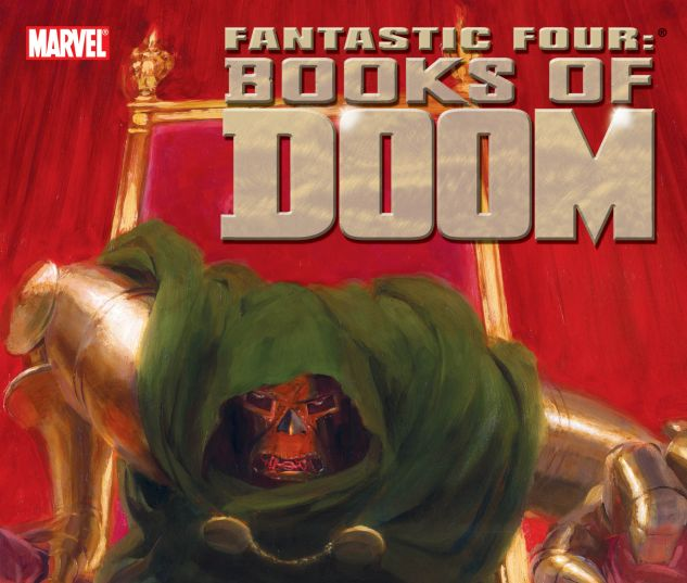 FANTASTIC FOUR: BOOKS OF DOOM 0 cover
