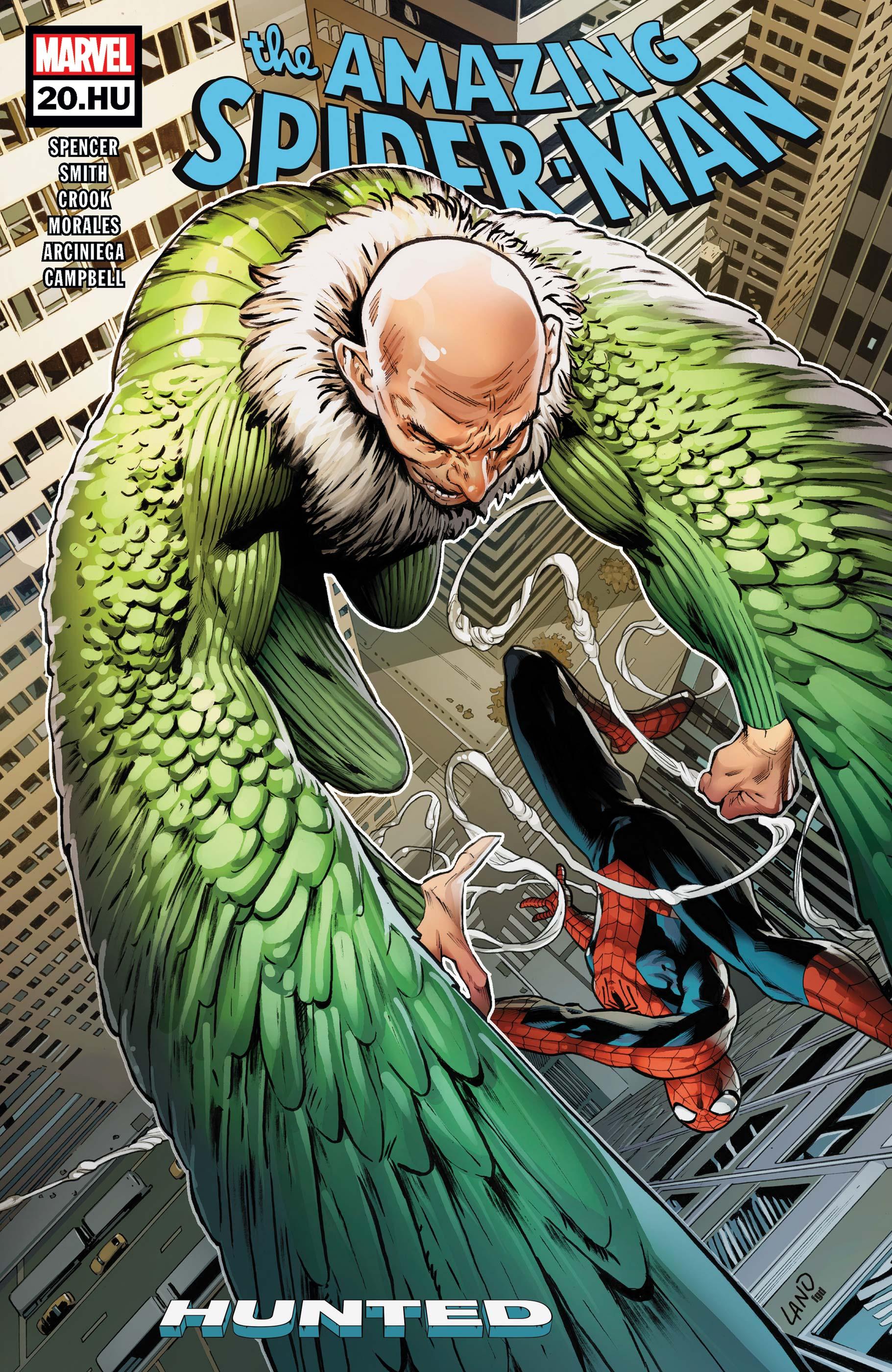 The Amazing Spider-Man (2018) #20.1