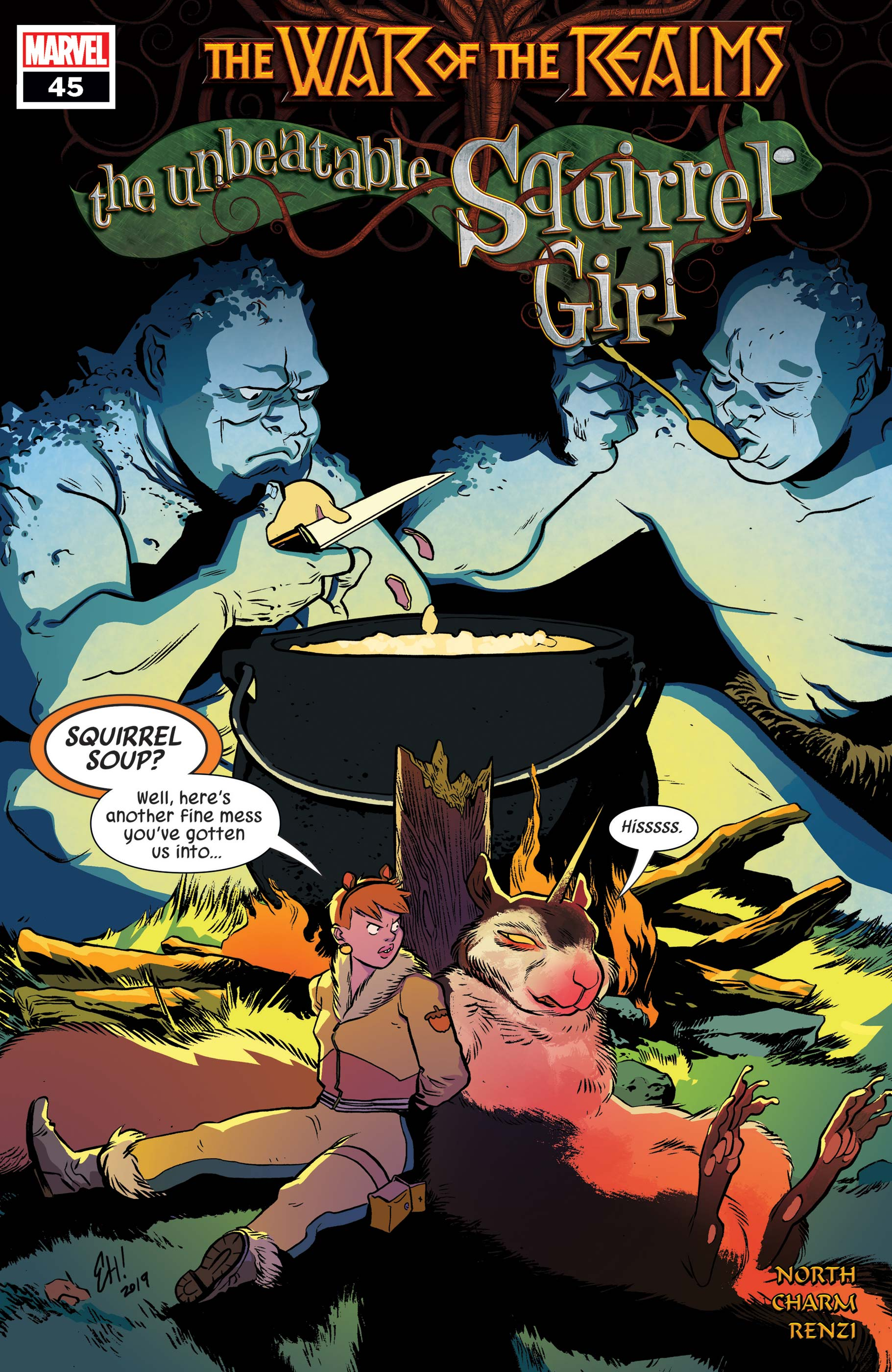 The Unbeatable Squirrel Girl (2015) #45