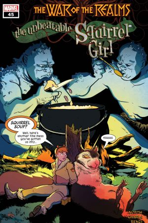 The Unbeatable Squirrel Girl #45
