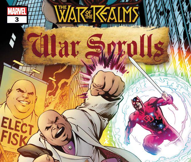 War of the Realms: War Scrolls #3