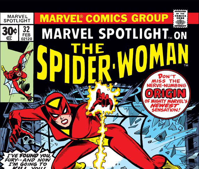 Marvel Spotlight #32