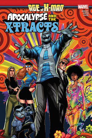 Age Of X-Man: Apocalypse & The X-Tracts (Trade Paperback)
