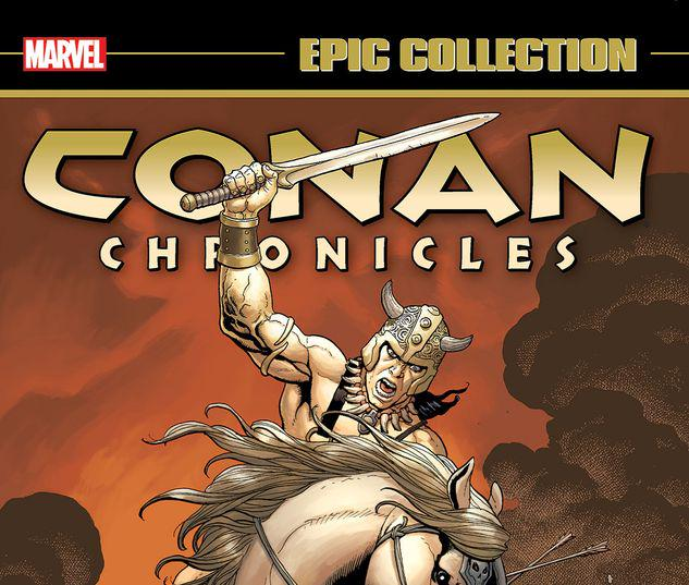 CONAN CHRONICLES EPIC COLLECTION: RETURN TO CIMMERIA TPB #1