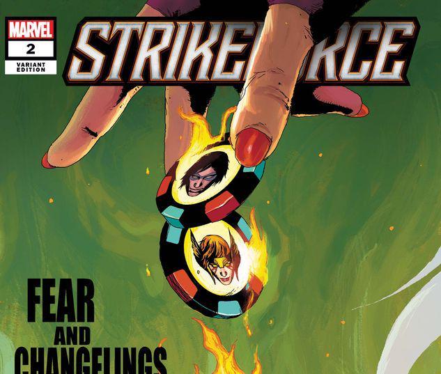 Strikeforce #2