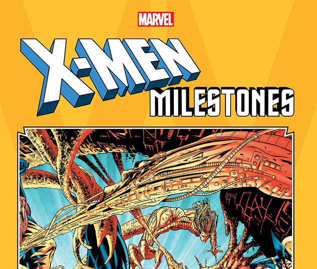 X-MEN MILESTONES: PHALANX COVENANT TPB #1
