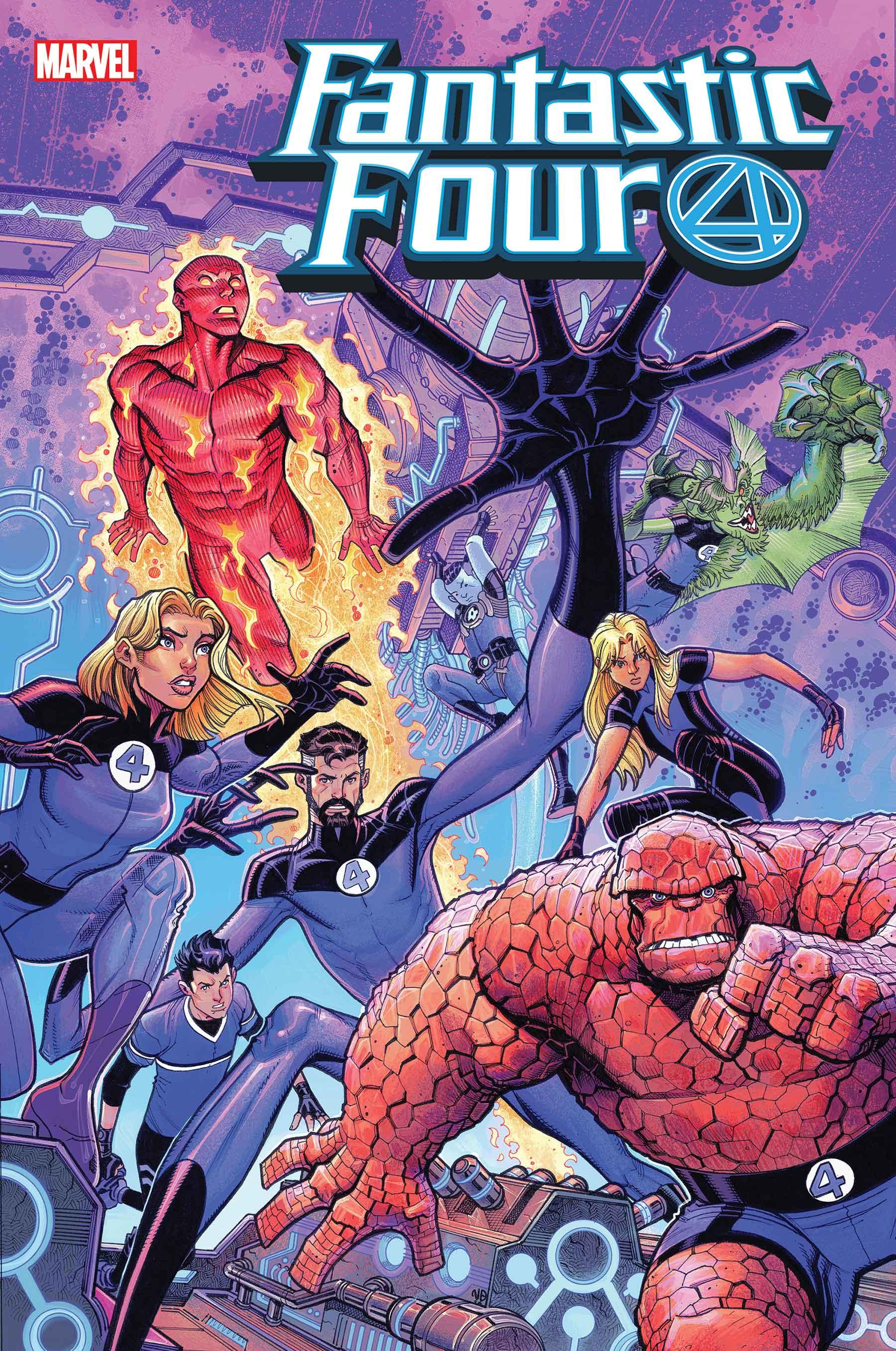 Fantastic Four (2018) #25 (Variant)