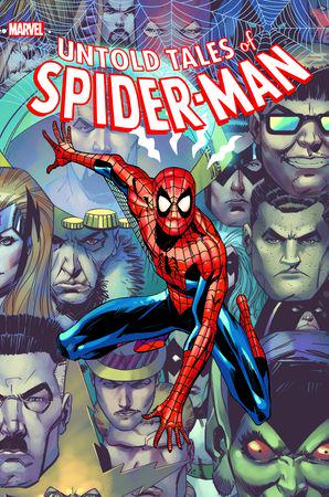 Untold Tales Of Spider-Man (Hardcover)