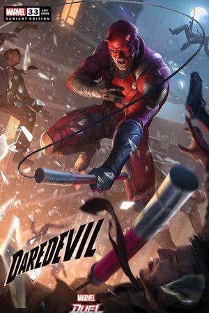 Daredevil (2019) #33 (Variant)