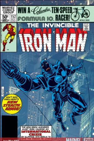 Iron Man (1968) #152