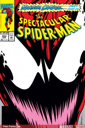 Peter Parker, the Spectacular Spider-Man (1976) #203