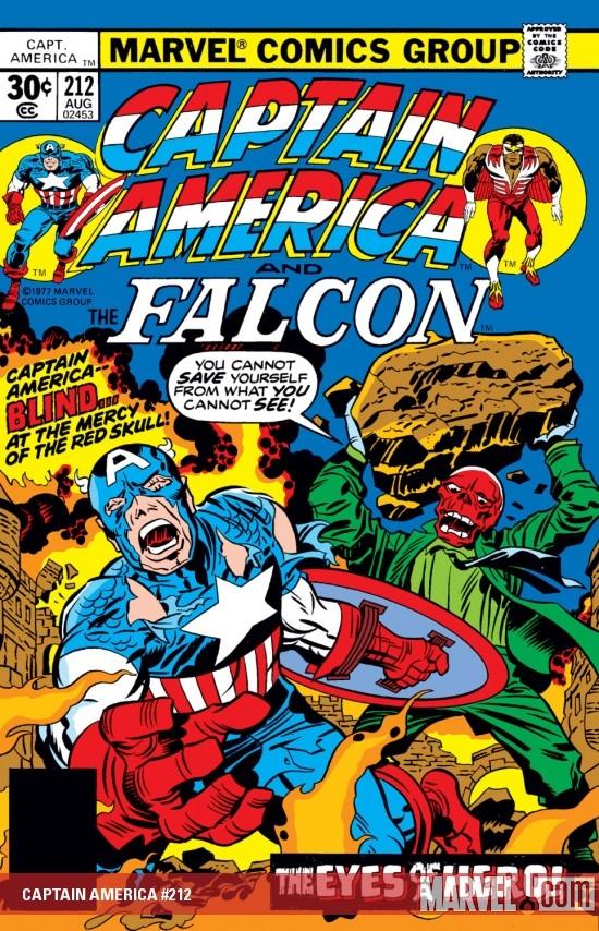 Captain America (1968) #212