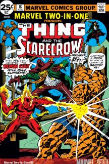 Marvel Two-in-One (1974) #18