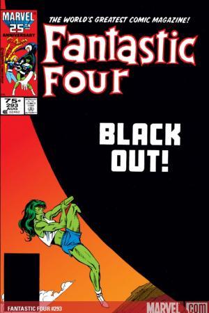 Fantastic Four (1961) #293