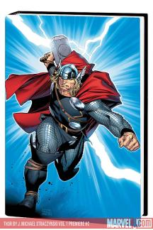 Thor by J. Michael Straczynski Vol. 1 Premiere (Hardcover)