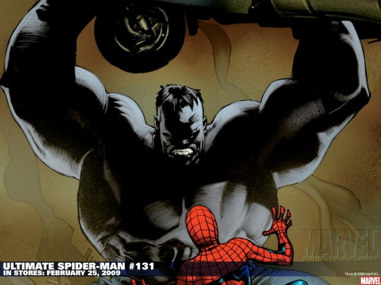 Ultimate Spider-Man (2000) #131 Wallpaper