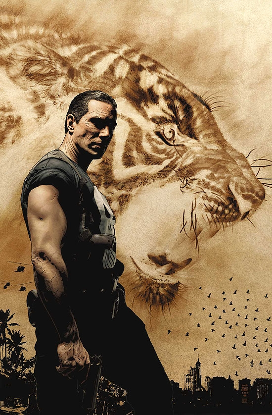 Punisher: The Tyger (2006) #1