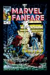 Marvel Fanfare (1982) #12 Cover