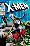 Uncanny X-Men (1963) #216 Cover