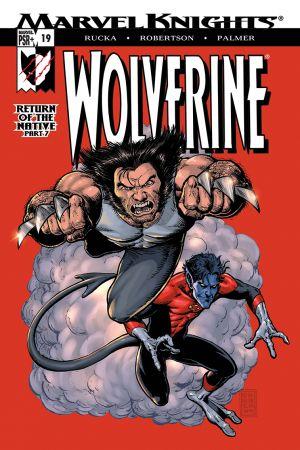 Wolverine (2003) #19