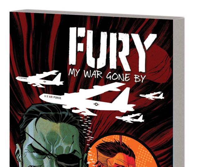 FURY MAX: MY WAR GONE BY VOL. 2 TPB