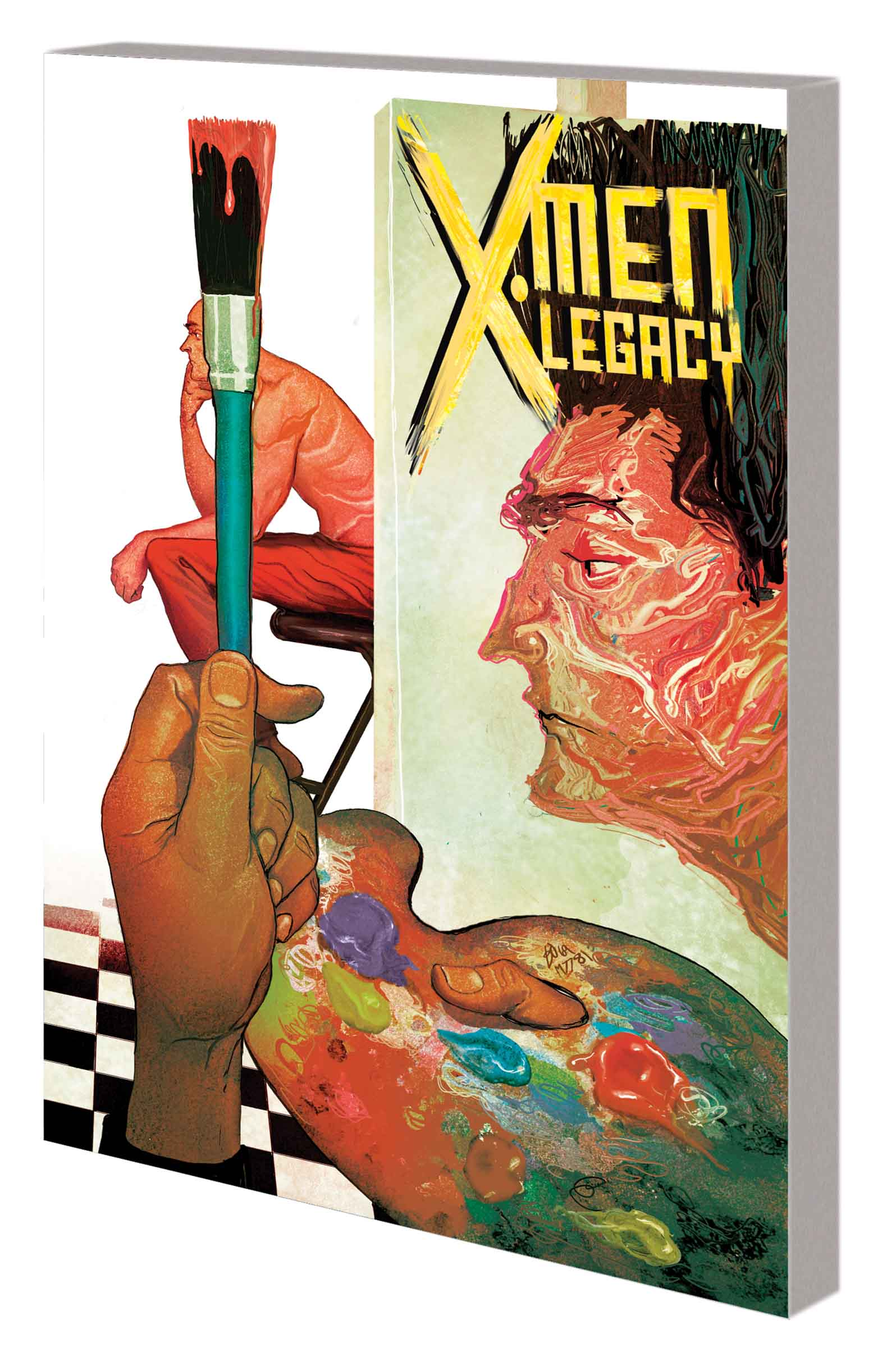X-MEN LEGACY VOL. 2: INVASIVE EXOTICS TPB (MARVEL NOW) (Trade Paperback)