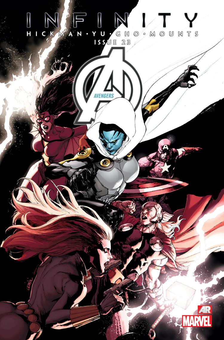 Avengers (2012) #23