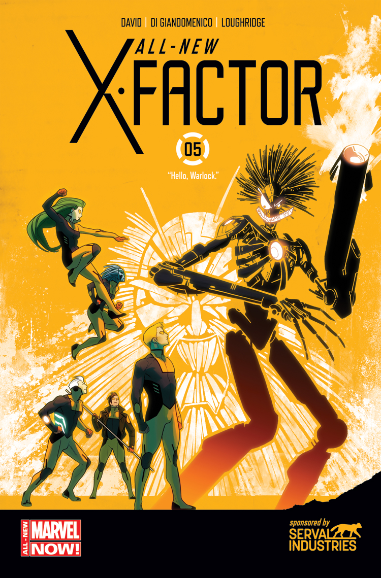 All-New X-Factor (2014) #5