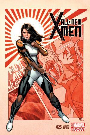 All-New X-Men (2012) #25 (Cho Variant)