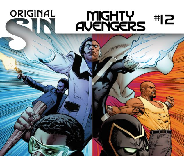 MIGHTY AVENGERS 12 (SIN, WITH DIGITAL CODE)