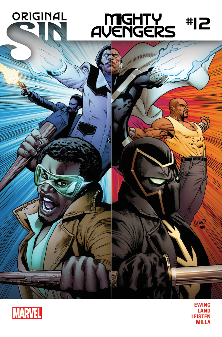 Mighty Avengers (2013) #12