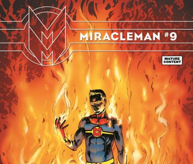 MIRACLEMAN 9 MARQUEZ VARIANT (POLYBAGGED)