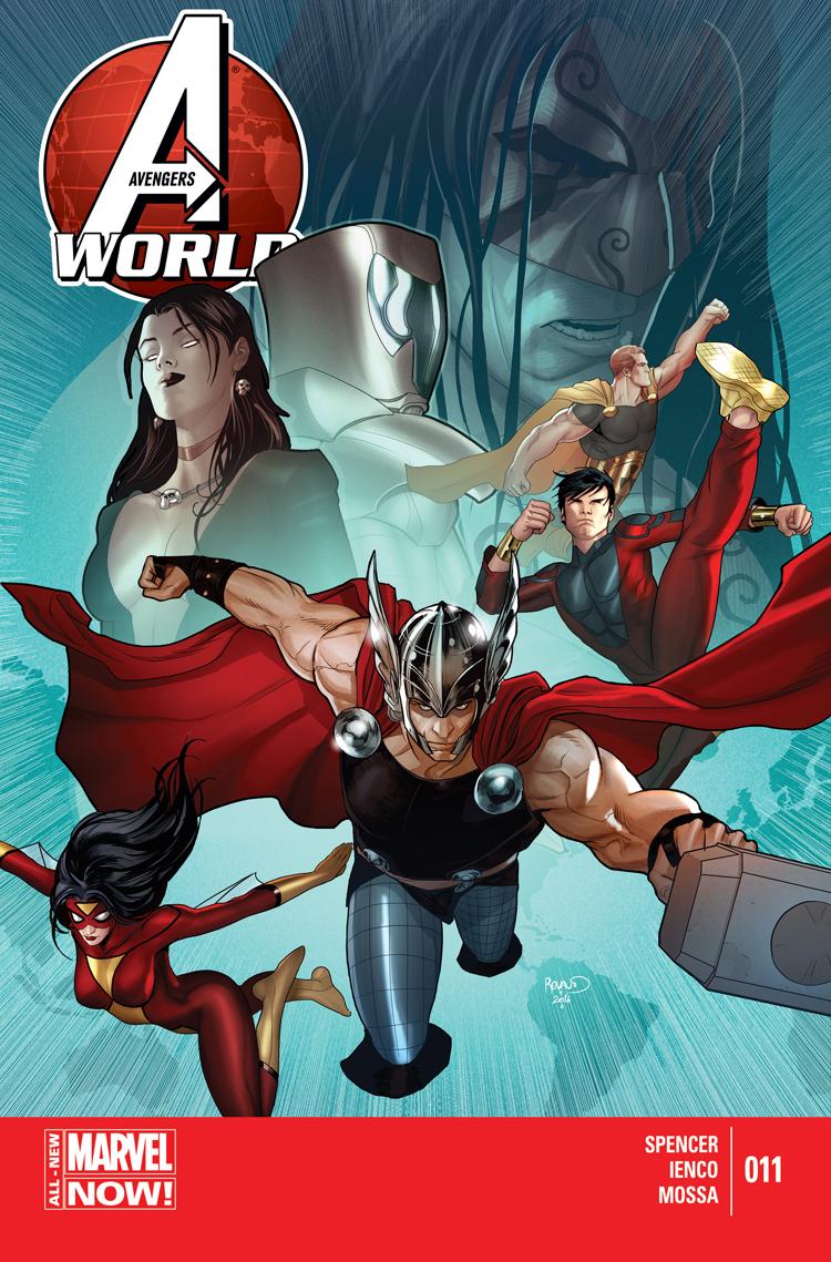 Avengers World (2014) #11