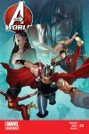 AVENGERS WORLD 11 (ANMN, WITH DIGITAL CODE)