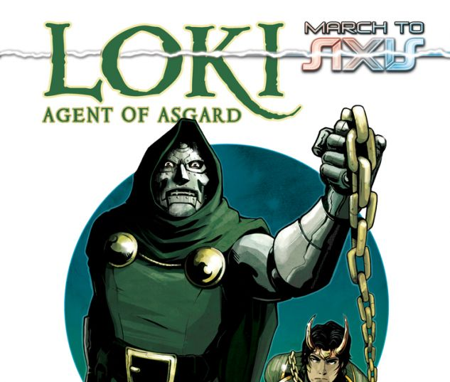 LOKI: AGENT OF ASGARD 6 (MTAX, WITH DIGITAL CODE)