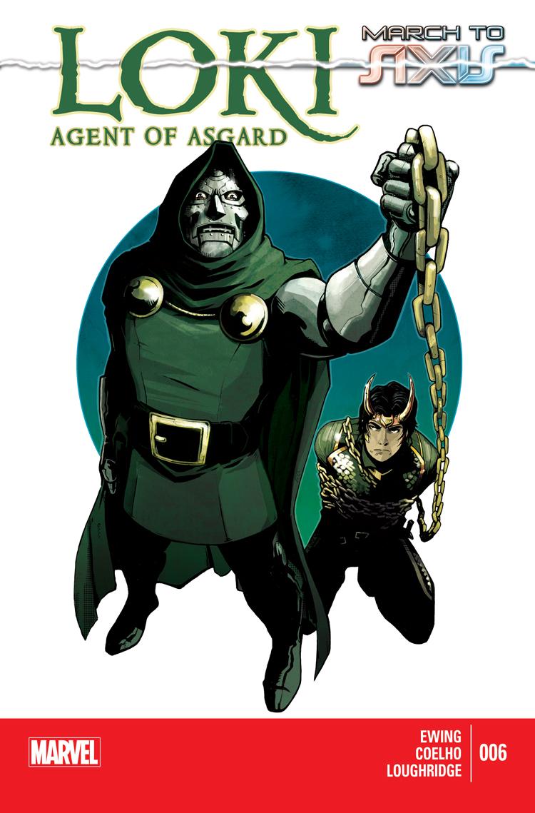 Loki: Agent of Asgard (2014) #6
