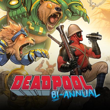 Deadpool Bi-Annual (0000-2014)
