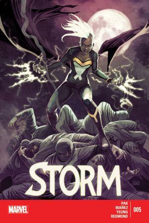 Storm (2014) #5
