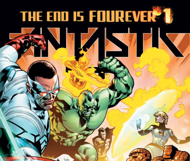 FANTASTIC FOUR 642 (WITH DIGITAL CODE)