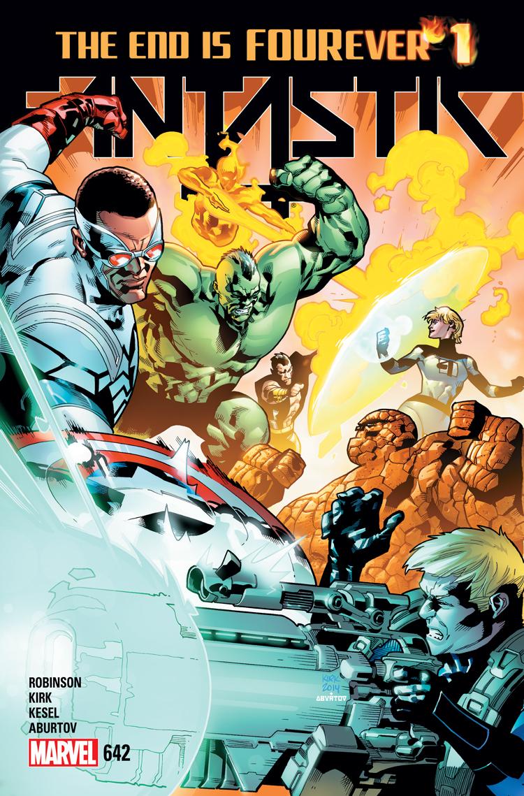 Fantastic Four (2014) #642