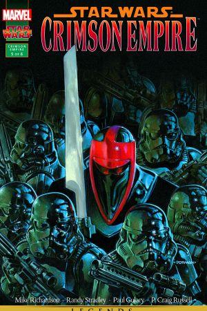 Star Wars: Crimson Empire #5