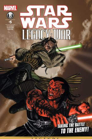 Star Wars: Legacy - War #5