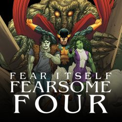 Fear Itself: Fearsome Four (2011)