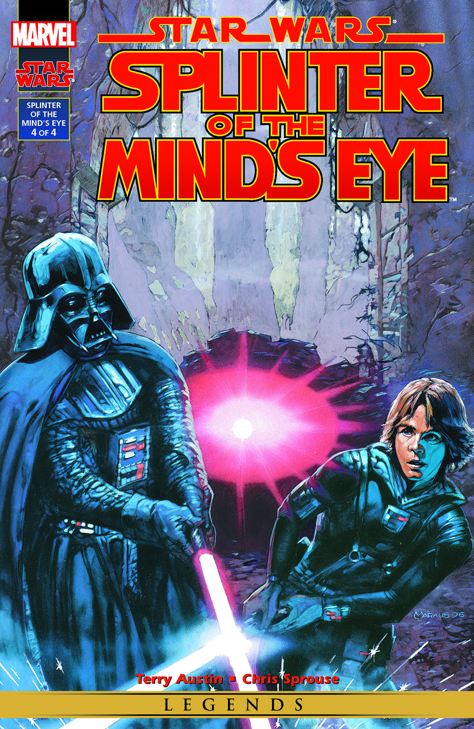Star Wars: Splinter Of The Mind'S Eye (1995) #4
